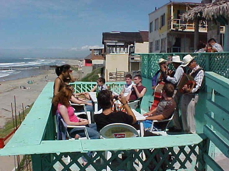 Mariscos Colima Playas Tijuana Musicians