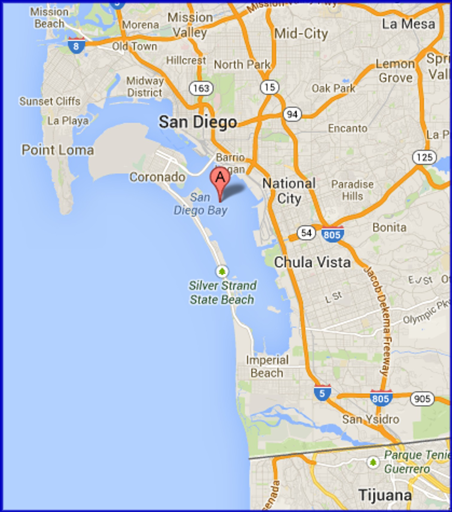 san diego harbor - san diego county cities communities